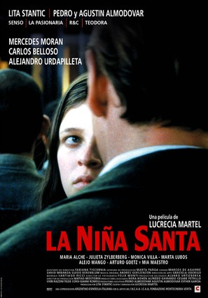 La niña santa - Spanish Movie Poster (thumbnail)