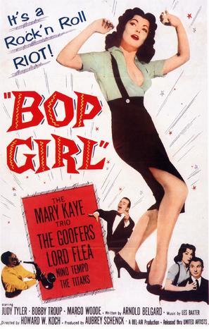 Bop Girl Goes Calypso - Movie Poster (thumbnail)