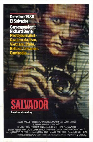 Salvador - Movie Poster (thumbnail)