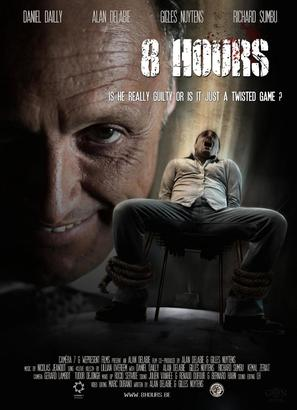 8 Hours - Belgian Movie Poster (thumbnail)