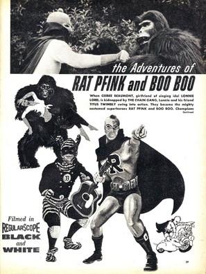 Rat Pfink a Boo Boo - Movie Poster (thumbnail)
