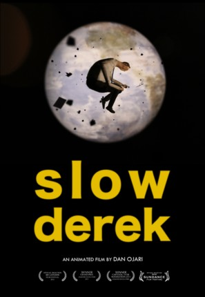 Slow Derek - British Movie Poster (thumbnail)