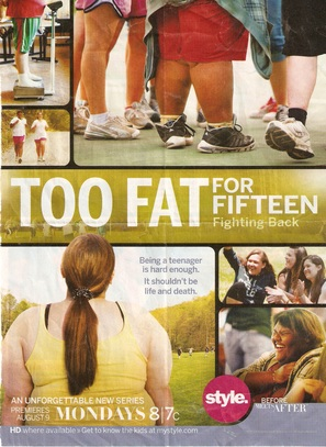"""""""Too Fat for 15: Fighting Back"""" - Movie Poster (thumbnail)"""