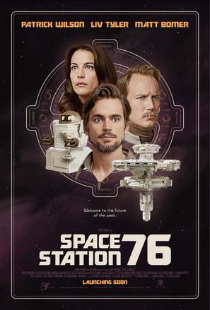 Space Station 76 - Movie Poster (thumbnail)