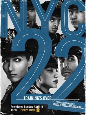 """NYC 22"" - Movie Poster (thumbnail)"