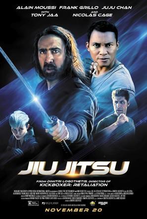 Jiu Jitsu - Movie Poster (thumbnail)