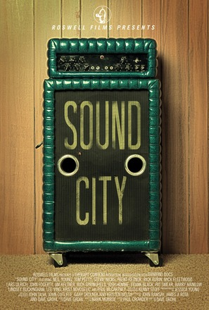 Sound City - Movie Poster (thumbnail)