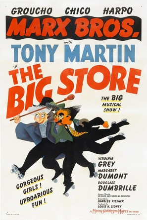 The Big Store - Movie Poster (thumbnail)