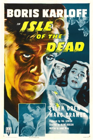Isle of the Dead - Movie Poster (thumbnail)