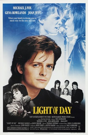 Light of Day - Movie Poster (thumbnail)