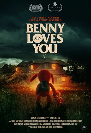 Benny Loves You - Movie Poster (thumbnail)