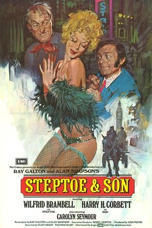 Steptoe and Son - British Movie Poster (thumbnail)