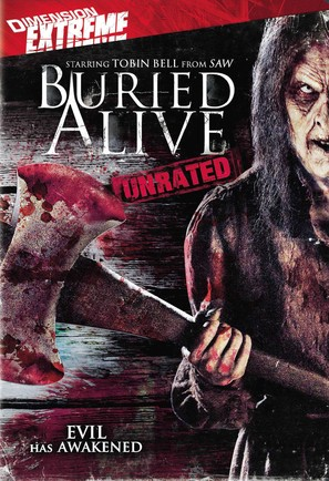 Buried Alive - DVD cover (thumbnail)