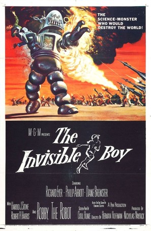 The Invisible Boy - Movie Poster (thumbnail)