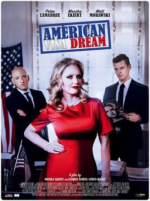 American Visa Dream - French Movie Poster (thumbnail)