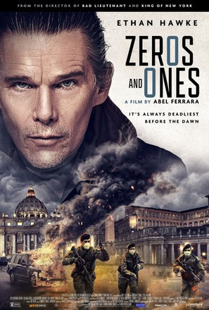 Zeros and Ones - Movie Poster (thumbnail)