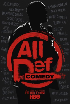 """All Def Comedy"""