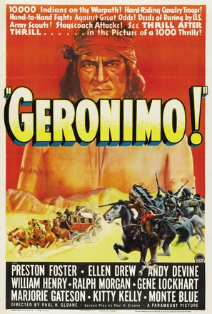 Geronimo - Movie Poster (thumbnail)