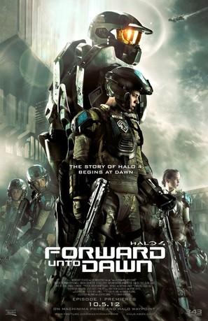 Halo 4: Forward Unto Dawn - Movie Poster (thumbnail)