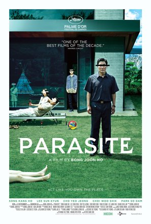 Parasite - Movie Poster (thumbnail)