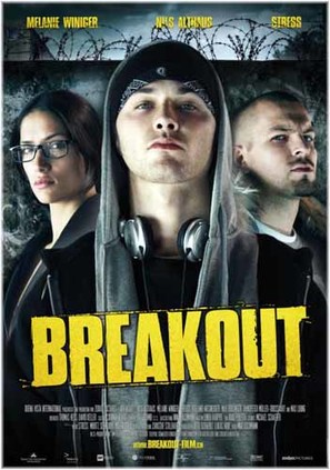 Breakout - Swiss Movie Poster (thumbnail)