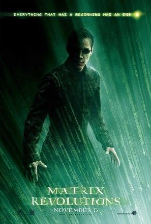 The Matrix Revolutions - Movie Poster (thumbnail)