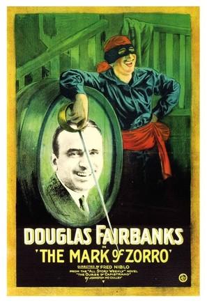 The Mark of Zorro - Movie Poster (thumbnail)