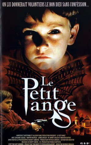 Relative Fear - French VHS movie cover (thumbnail)