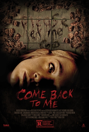 Come Back to Me - Movie Poster (thumbnail)