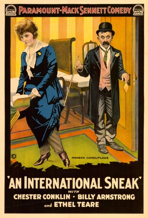 An International Sneak - Movie Poster (thumbnail)