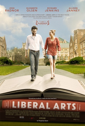 Liberal Arts - Movie Poster (thumbnail)