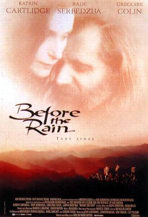 Before the Rain - poster (thumbnail)