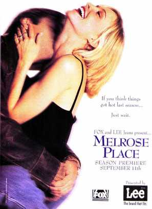 """""""Melrose Place"""" - Movie Poster (thumbnail)"""