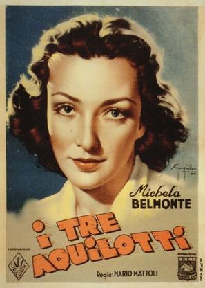 3 aquilotti, I - Italian Movie Poster (thumbnail)