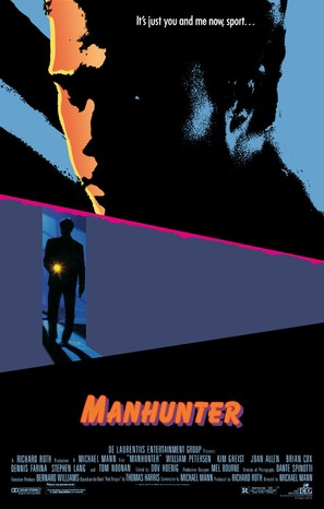 Manhunter - Movie Poster (thumbnail)