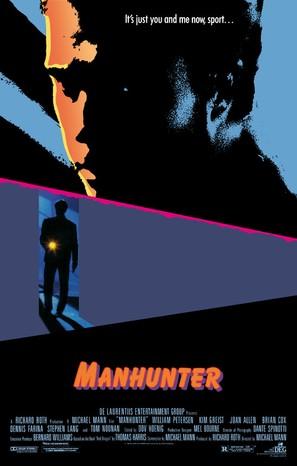 Manhunter - Movie Poster (thumbnail)