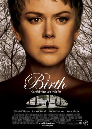 Birth - Norwegian Movie Poster (thumbnail)
