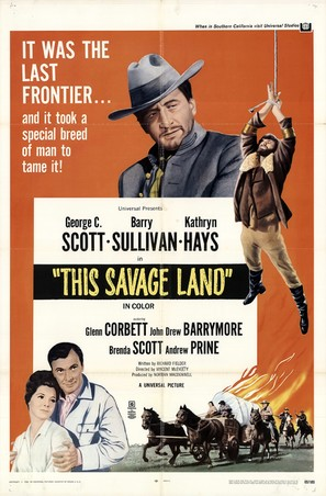 This Savage Land - Movie Poster (thumbnail)