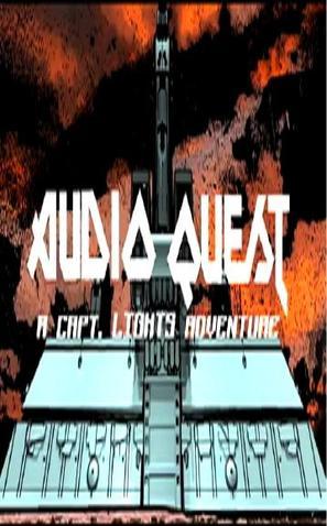 """Audio Quest: A Capt. Lights Adventure"" - Movie Poster (thumbnail)"