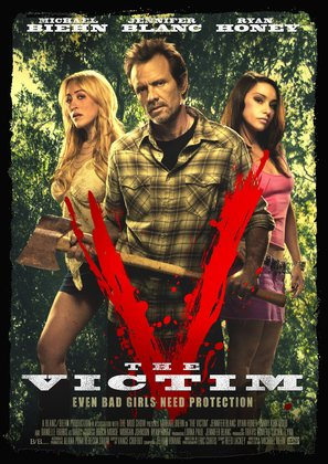 The Victim - Movie Poster (thumbnail)