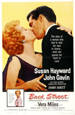 Back Street - Movie Poster (thumbnail)