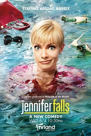 Jennifer Falls - Movie Poster (thumbnail)