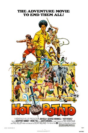 Hot Potato - Movie Poster (thumbnail)