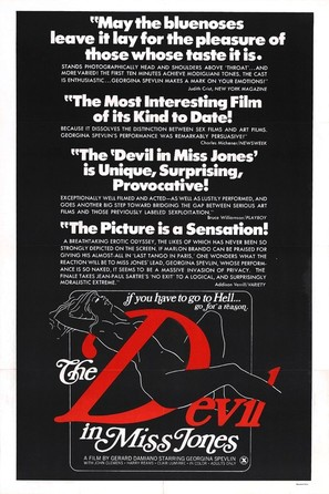 The Devil in Miss Jones - Movie Poster (thumbnail)