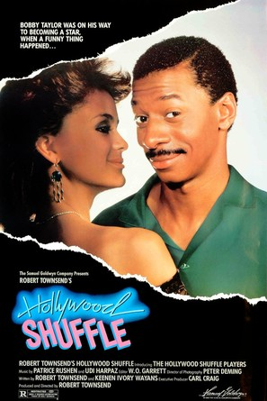Hollywood Shuffle - Movie Poster (thumbnail)