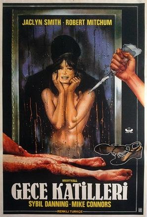 Nightkill - Turkish Movie Poster (thumbnail)