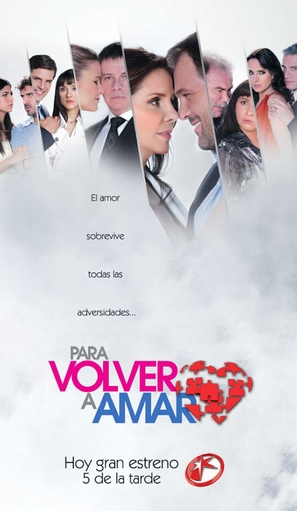 """Para volver a amar"" - Mexican Movie Poster (thumbnail)"
