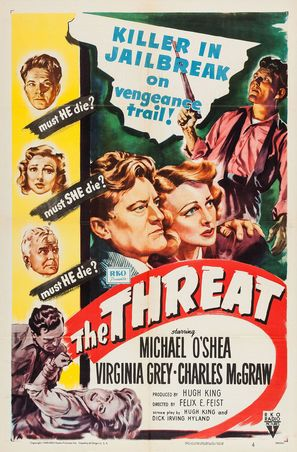 The Threat - Movie Poster (thumbnail)