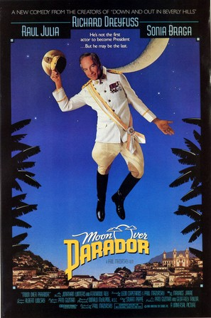 Moon Over Parador - Movie Poster (thumbnail)