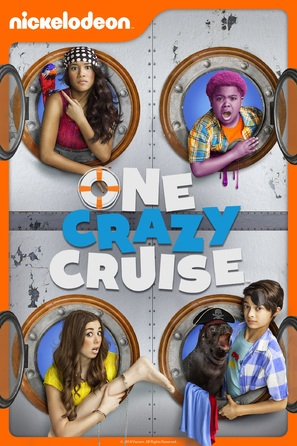 One Crazy Cruise - Canadian Movie Cover (thumbnail)